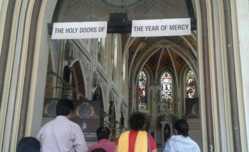 Experiencing God at the Door of Mercy