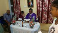 St. Francis Xavier Community (CGS 6 and Kalpak) Area Mass