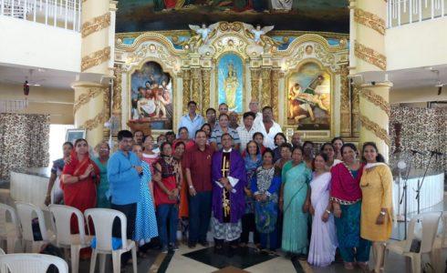 Lenten Pilgrimage to Manori and Bhatia Church,Gorai and Uttan respectively